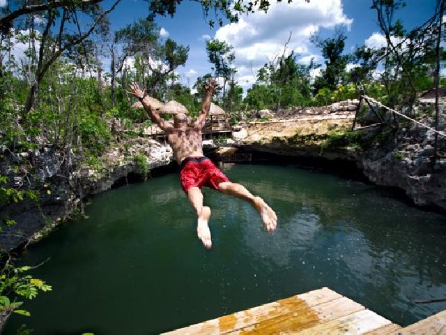 Off Road & Flight Challenge - Cancun, Mexico