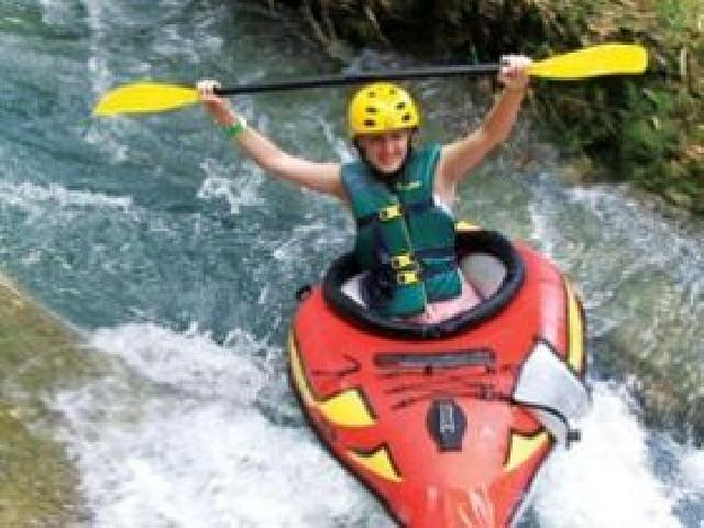 River Kayak Safari - Ocho Rios, Jamaica