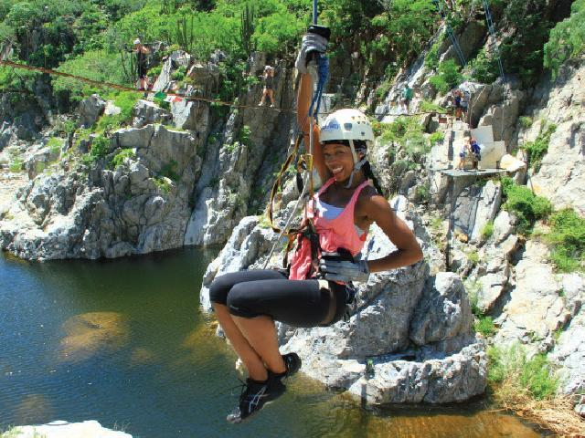 Outdoor Zip Line Adventure  - Cabo San Lucas, Mexico