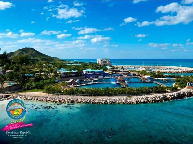 Ocean World Adventure Park - Puerto Plata, Dominican Republic