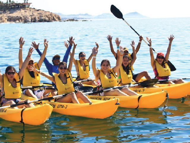 Snorkel and Sea Adventure - Cabo San Lucas, Mexico