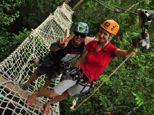 Extreme Canopy & Zip Lines Tours - Cancun, Mexico