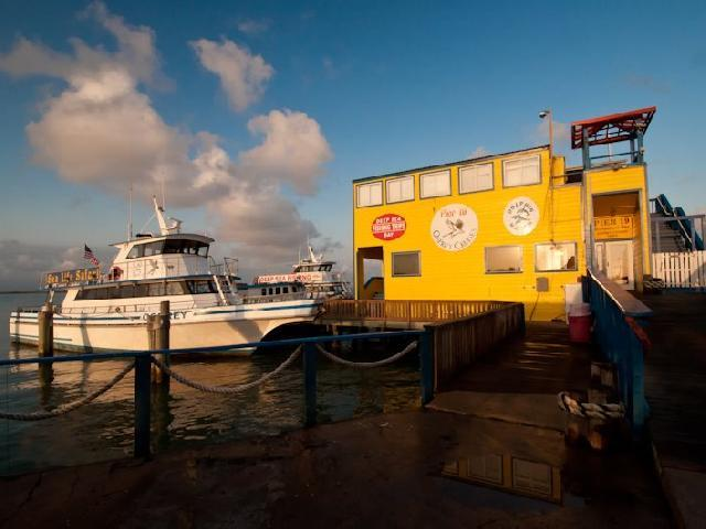 Sea Life Safari Cruises - South Padre, USA