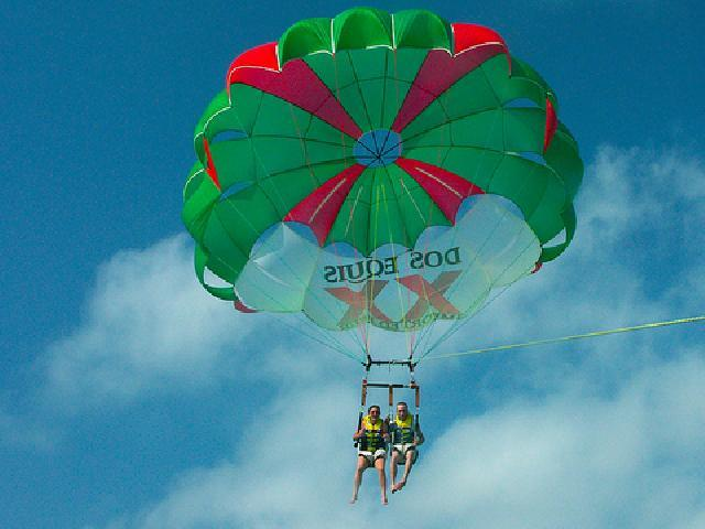 Parasailing - South Padre, USA