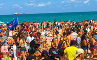 Fort Lauderdale, USA - Beach Parties