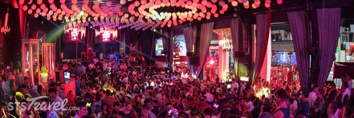 Mandala Cancun - STS VIP Party Package