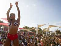 Oasis Cancun Day Parties