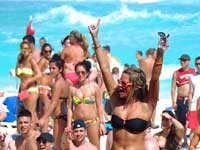 Spring Break at Oasis Cancun