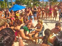 Punta Cana Spring Break Contests