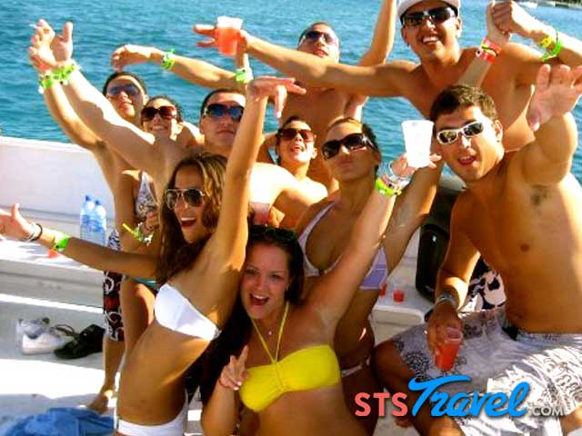 Spring Break Bahamas a Spring Break destination