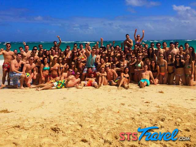 Spring Break Punta Cana a Spring Break destination