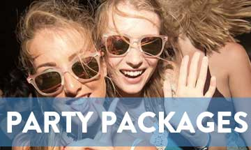 Spring Break Party Packages