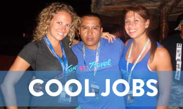 Cool Travel Jobs