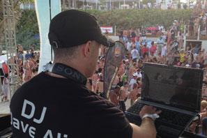 Oasis Cancun DJ