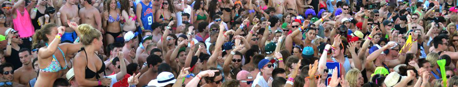 STS Spring Break Vip Party Packages