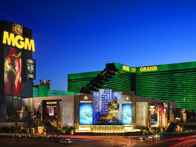 MGM Grand Las Vagas Fall Break